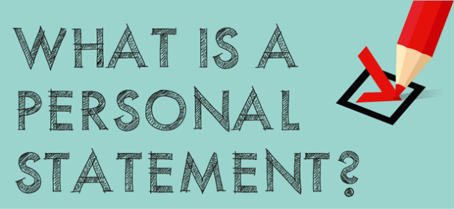What-is-a-personal-statement